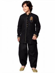 g3_exclusive_solid_black_party_wear_cotton_boys_pathani_suit_14688432295029_b_compressed