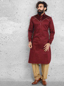 solid_maroon_cotton_wedding_wear_pathani_suit_1489230539p_6028_a_compressed